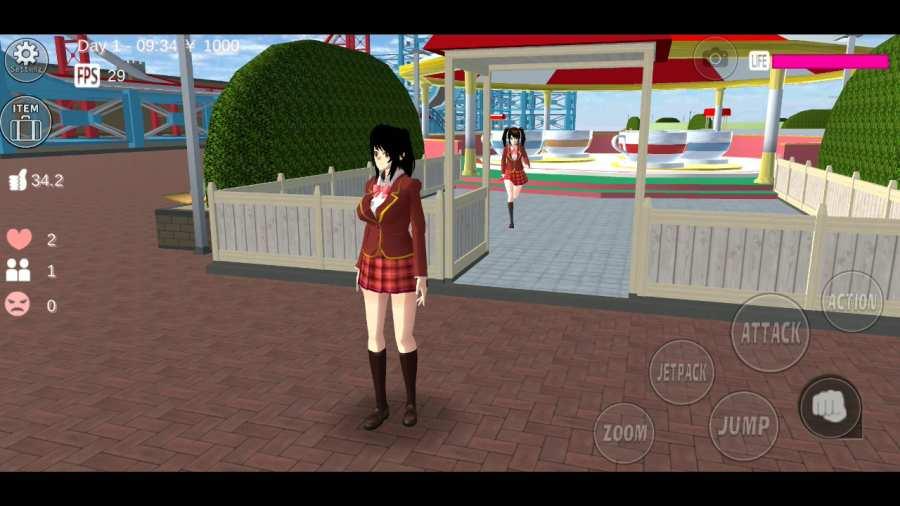 桃花校园模拟器最新版中文完整版