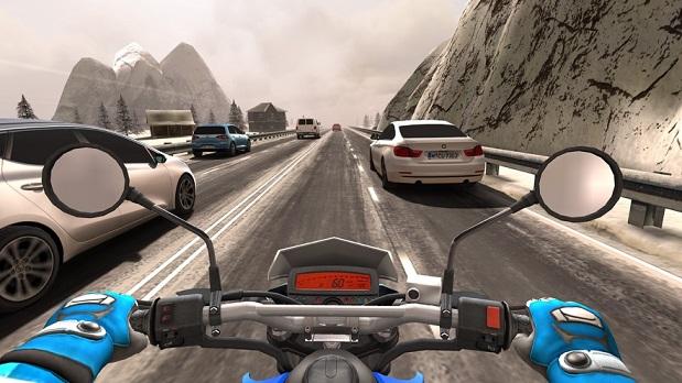 公路骑手破解最新版