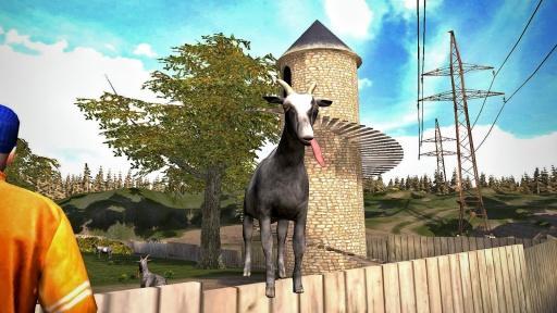 模拟山羊手机版